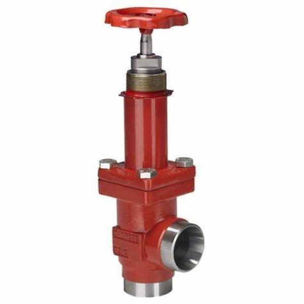 Danfoss Shut-off valves 148B4662 STC 125 M ANG  SHUT-OFF VALVE CAP #1 image